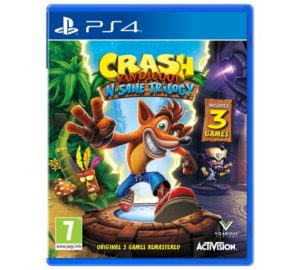 Crash Bandicoot returned in 2017 with what can be best described as a AA release