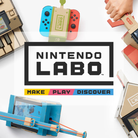 Nintendo Labo allows users to learn about engineering and programming at their own pace in interactive ways