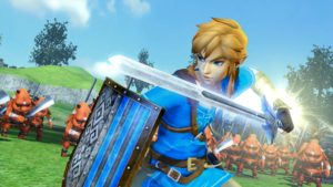 Hyrule Warriors Definitive Editions has launched, but how does it fare on the UK eShop?