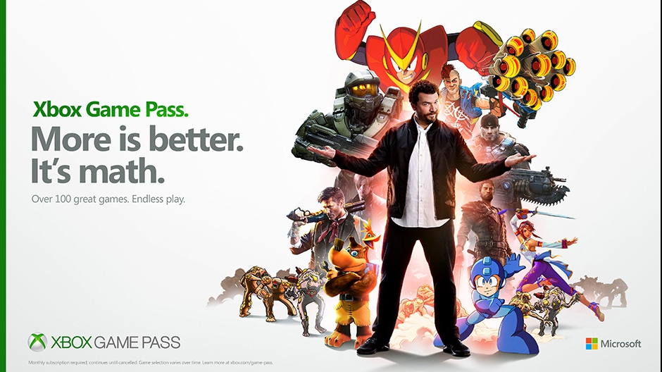 Xbox Game Pass is a solution to getting games for cheap in a buffet format