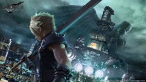 Can Final Fantasy VII show up?