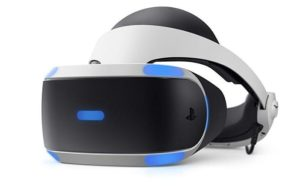 PSVR is a peripheral designed for PS4