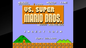 Vs. Super Mario Bros highlights the potential danger of retro games handed out piece meal
