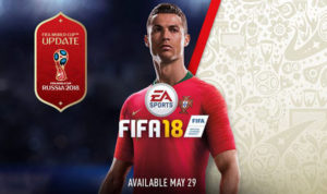 FIFA 18 has a new mode and sale for the World Cup