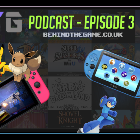 Our third podcast is live, with Pokemon, Battlefield, PlayStation and a lot of E3 news!