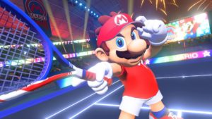 Can Mario Tennis Aces take the top spot?