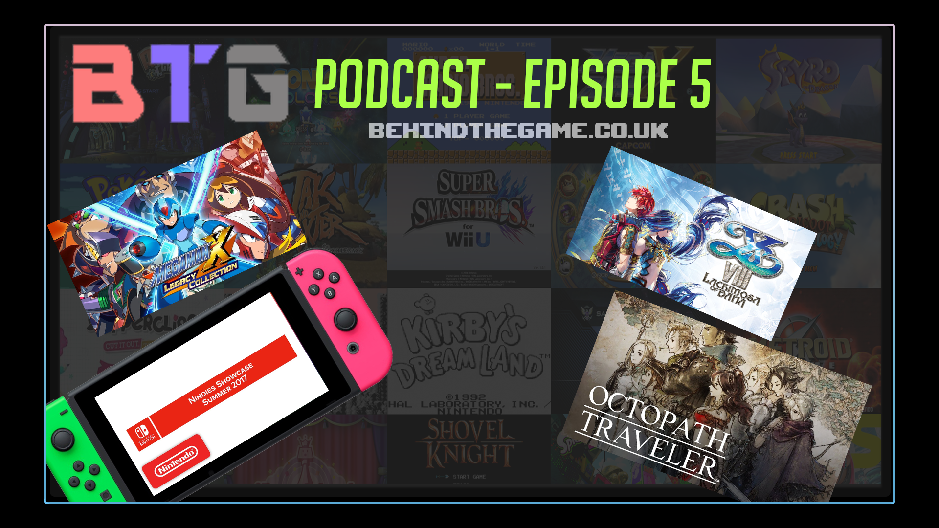 We discuss Xbox Scarlett, Streaming, Ys VIII and more!