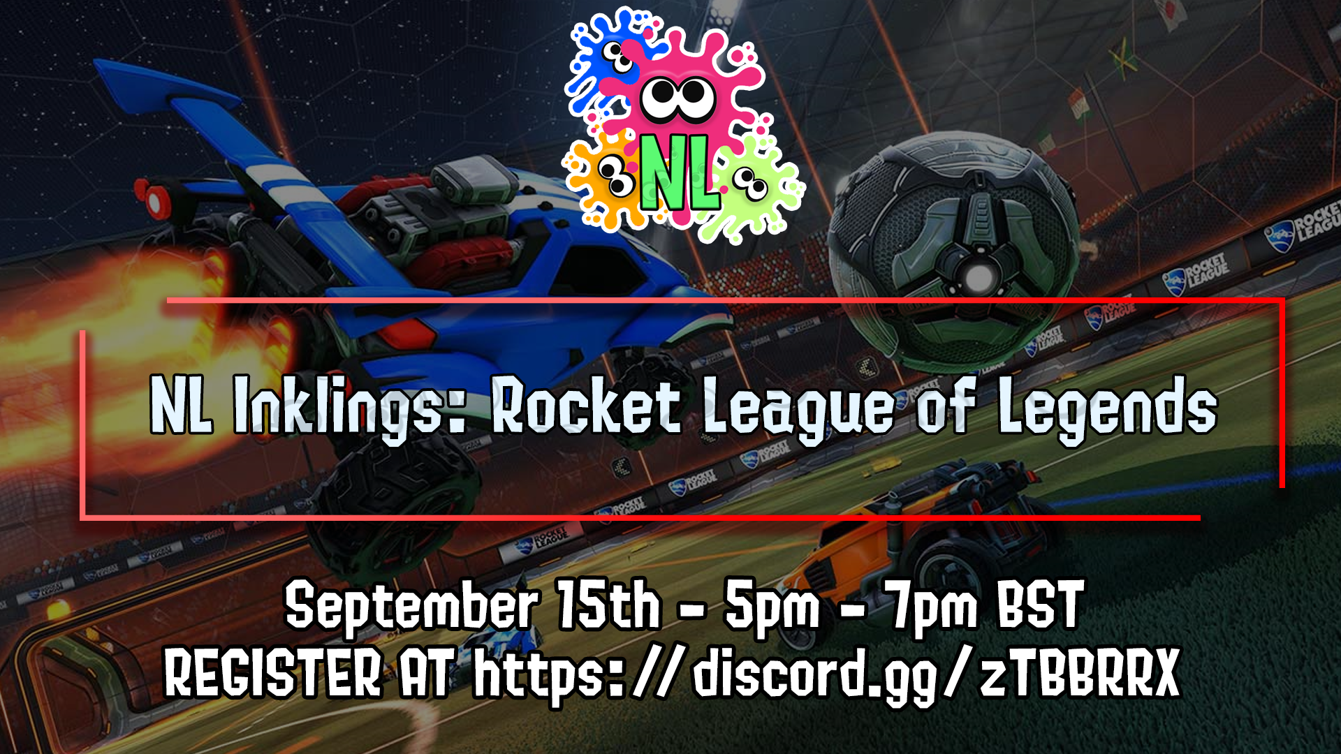 Another special tournament from the NL Inklings!